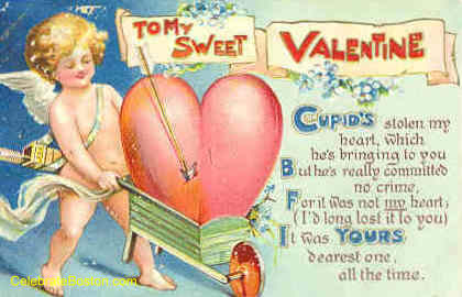 Cupid Stole My Heart, c.1912