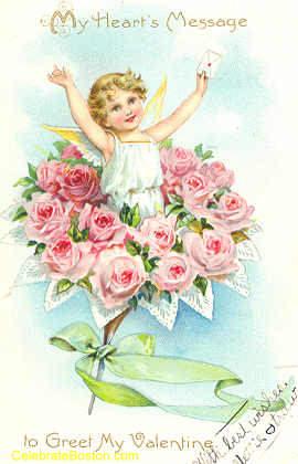 Valentine Flowers, 1907