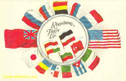WWI Unity, Rounding Them Up