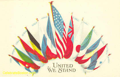 WWI Unity, United We Stand