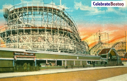 Amusements Fronting The Thunderbolt