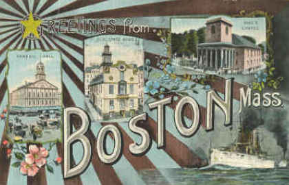 Boston Sites