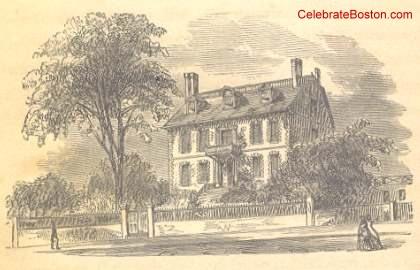 John Hancock Mansion