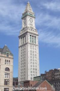 Custom House Tower Boston