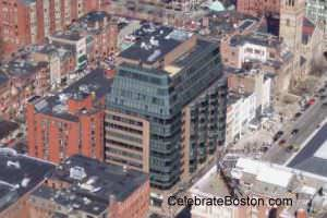 Darth Vader Building Boston
