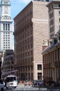 Exchange Place Facade