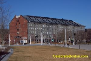 Mercantile Wharf Building Boston