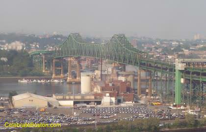 Tobin Bridge Boston