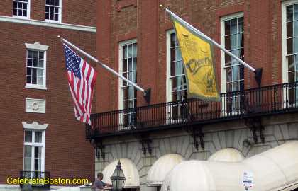 Cheers Boston Flags
