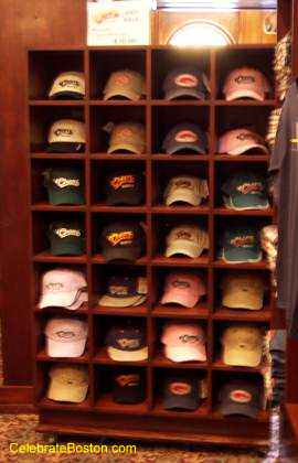 Gift Shop Hat Rack