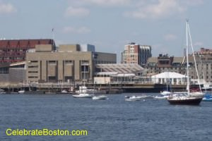 New England Aquarium Boston