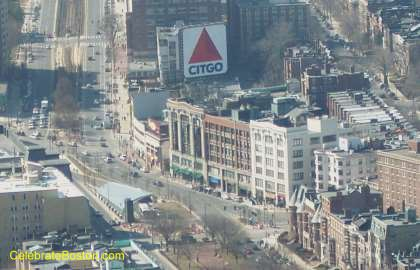 Kenmore Square & Citgo Sign