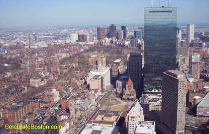 Prudential Skywalk Boston