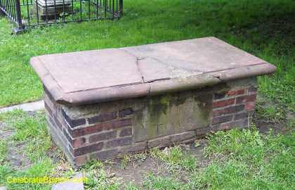 Cotton Mather Tomb