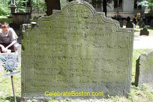 John Davenport Tomb
