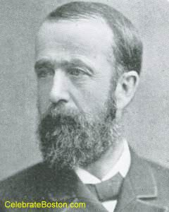 Albert Palmer, Boston Mayor in 1883