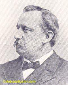 Augustus Pearl Martin, Boston Mayor In 1884