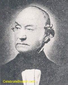 Benjamin Seaver, Boston Mayor 1852-1853