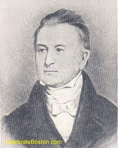 Harrison Gray Otis, Boston Mayor From 1829 To 1831