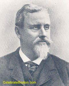 Hugh O'Brien, Boston Mayor 1885-1888