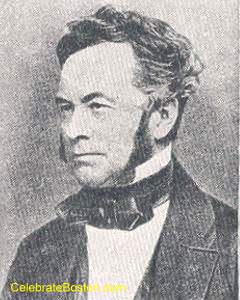 Jerome Van Crowninshield Smith, Boston Mayor 1854-1855