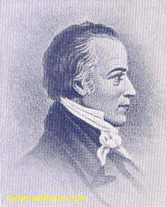 John Phillips, First Mayor Of Boston In 1822