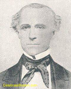 Josiah Quincy Jr, Boston Mayor 1846-1848