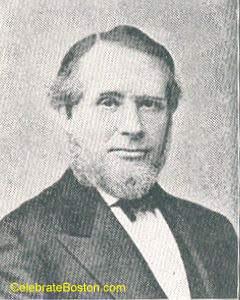 Nathaniel Shurtleff, Boston Mayor 1867-1870