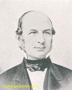 Otis Norcross, Boston Mayor In 1867