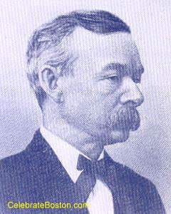 Patrick Andrew Collins, Boston Mayor 1902-1905