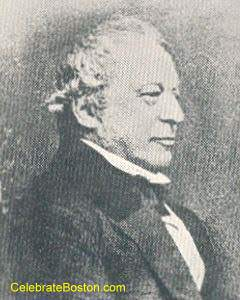 Samuel Atkins Eliot, Boston Mayor 1837-1839