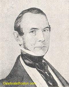 Thomas Aspinwall Davis, Boston Mayor In 1845