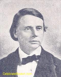 William Gaston, Boston Mayor 1871-1872