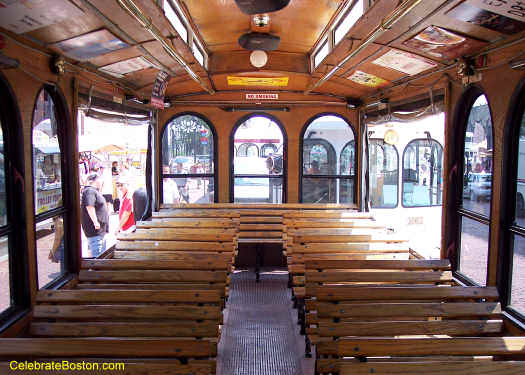 Boston Tourist Trolley