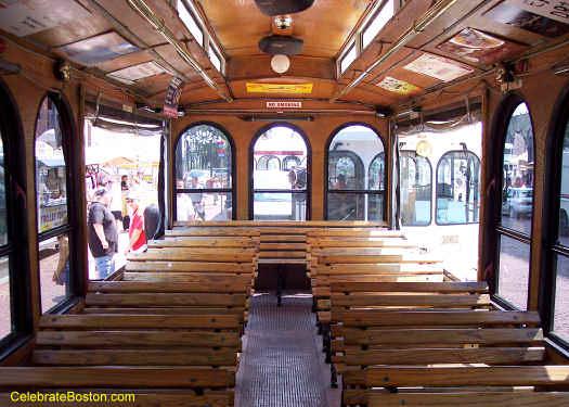 Boston Tourist Trolley