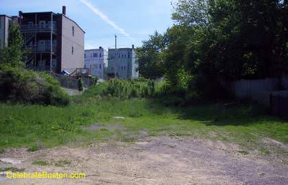 Old Tunnel Site in East Boston (buried)