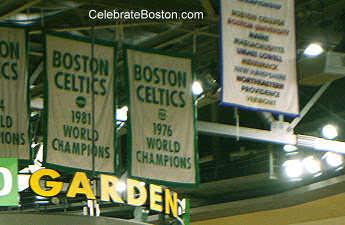 NBA Championship Banner 1976