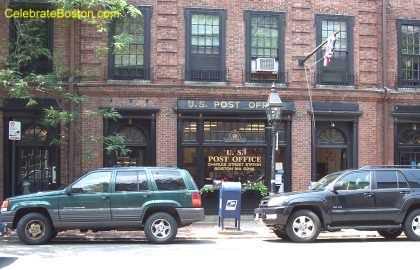 Charles Street Post Office