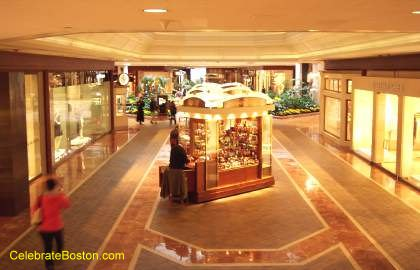 Copley Place Mall 1st Floor