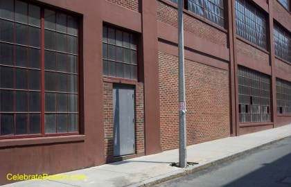 Famous Brinks Side Door