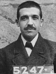 Charles Ponzi, Inventor Of The Ponzi Scheme