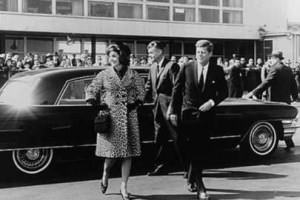 President Kennedy at National Airport