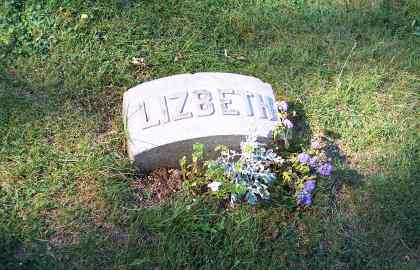 Lizzie Borden Grave