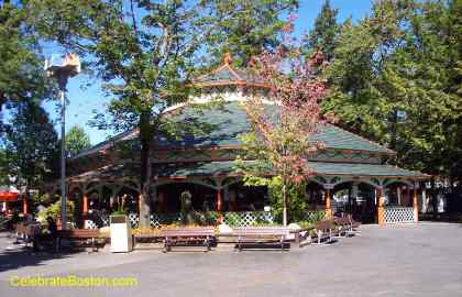 Canobie Lake Antique Carousel