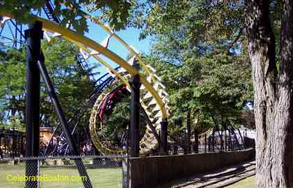 The Corkscrew Loop