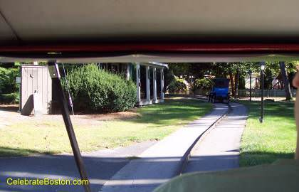 Antique Cars Driver&#39;s View