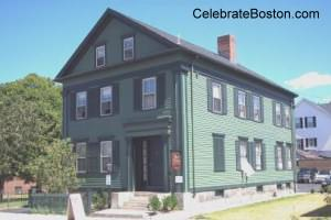 Lizzie Borden House, Fall River