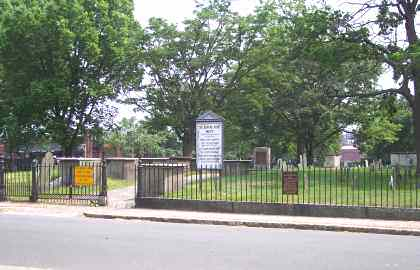 Old Burying Point Cemetery