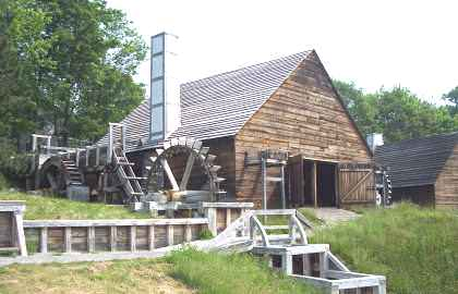 Forge Building