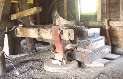 Working Forge Hammer